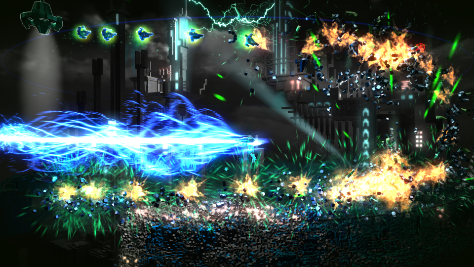 Resogun (Housemarque)